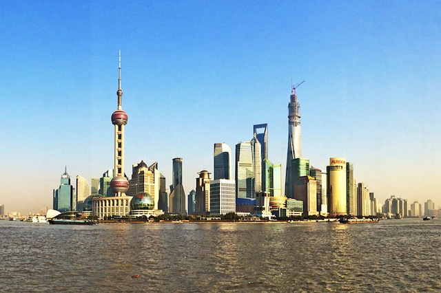 Expats flock to Shanghai in greater numbers than ever