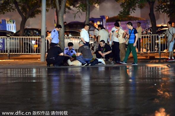An American Drug Dealer in Beijing